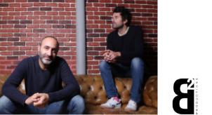 David Benhamou et Nicolas Beguin
