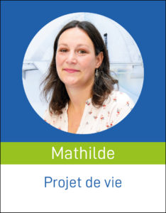 Portrait Mathilde