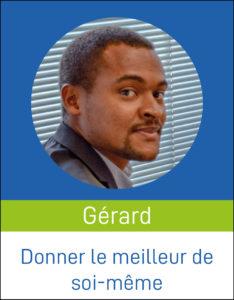 Portrait Gérard