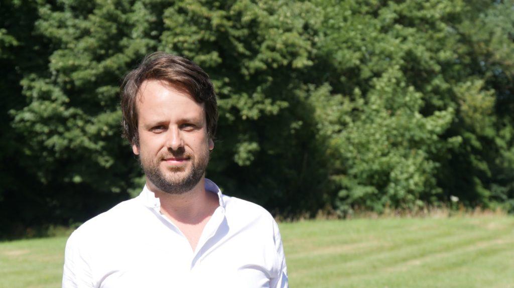 Photo de portrait Sébastien